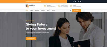 Consulting-Business-Website