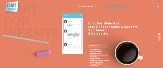 chat-for-website